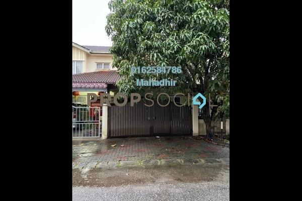 Terrace For Sale in Taman Sutera, Kajang Freehold Semi Furnished 4R/3B 540k