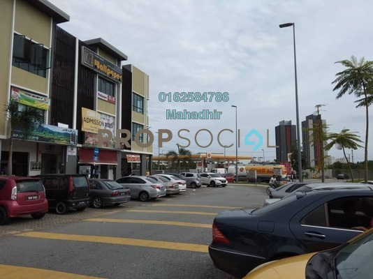 Shop For Sale in Plaza Crystalville, Cyberjaya Freehold Unfurnished 0R/3B 2.75m