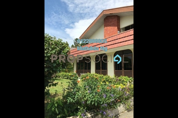 Bungalow For Sale in Section 6, Petaling Jaya Freehold Unfurnished 4R/3B 2.4m