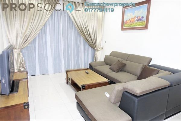 Condominium For Rent in Impiana Residences, Iskandar Puteri (Nusajaya) Freehold Fully Furnished 3R/4B 2.08k