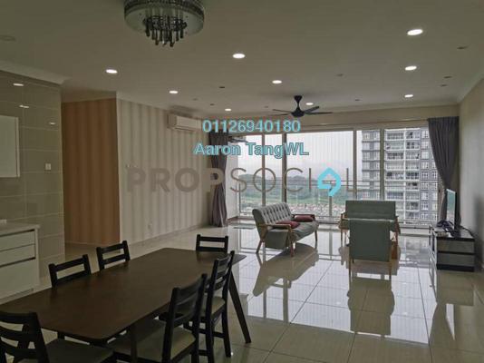 Condominium For Rent in Damansara Foresta, Bandar Sri Damansara Freehold Fully Furnished 4R/3B 2.65k