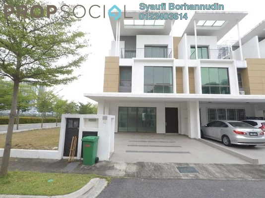 Superlink For Sale in Lake Point Residence, Cyberjaya Freehold Unfurnished 5R/5B 1.65m