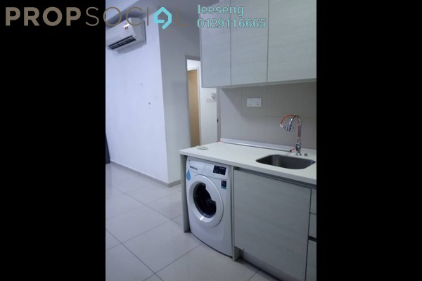SoHo/Studio For Rent in i-City, Shah Alam Freehold Semi Furnished 0R/2B 1.35k