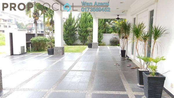 Bungalow For Sale in Taman Ampang Utama, Ampang Freehold Fully Furnished 7R/8B 3.5m