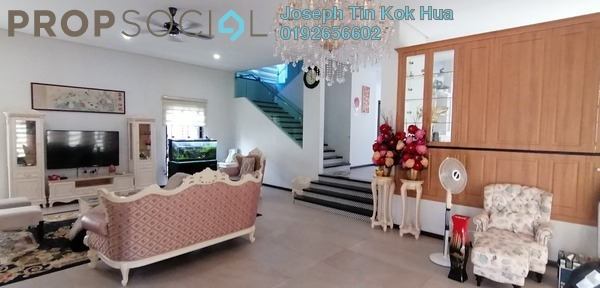 Bungalow For Sale in Taman OUG, Old Klang Road Freehold Fully Furnished 7R/6B 5.5m