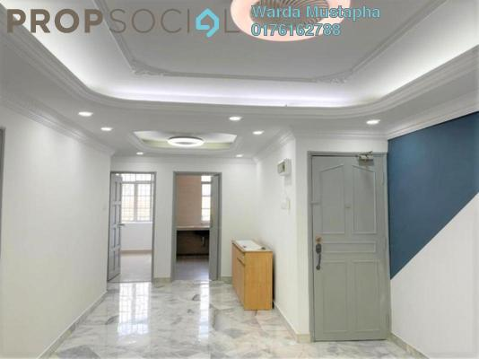 Apartment For Sale in Casa Ria, Cheras Freehold semi_furnished 2R/2B 397k