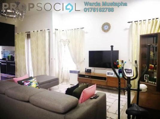 Semi-Detached For Sale in Desa Salak Pekerti, Bandar Baru Salak Tinggi Freehold semi_furnished 4R/2B 465k