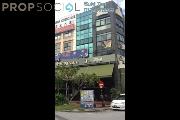Shop For Rent in Fortune Square, Kepong Freehold Unfurnished 0R/0B 15k