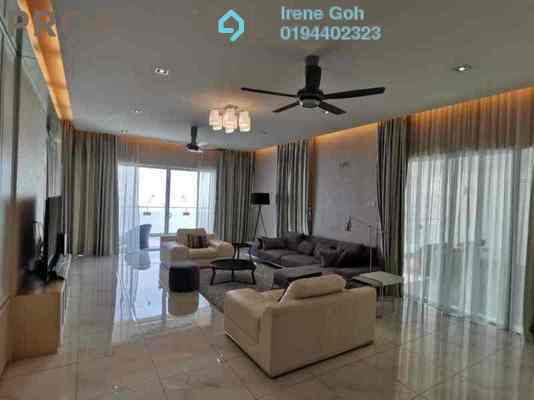 Condominium For Rent in One Tanjong, Tanjung Bungah Freehold Fully Furnished 5R/5B 8.8k