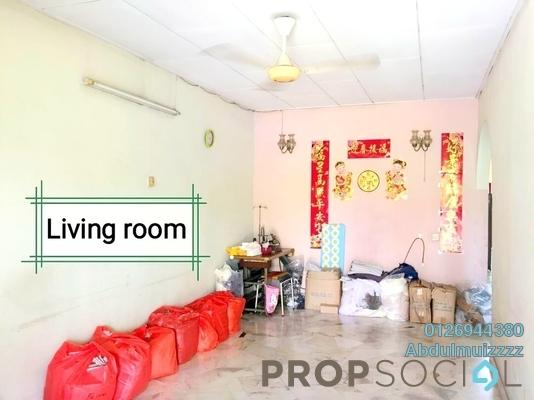 Terrace For Sale in Ken Damansara III, Petaling Jaya Freehold Semi Furnished 4R/2B 515k