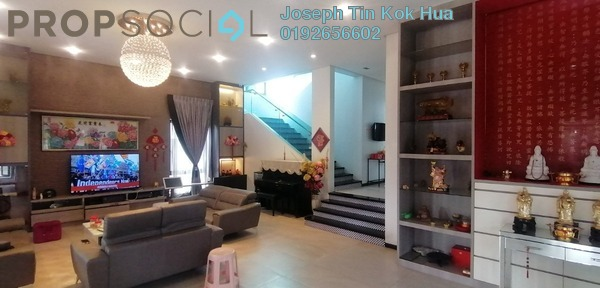 Bungalow For Rent in Taman OUG, Old Klang Road Freehold Fully Furnished 7R/6B 18k