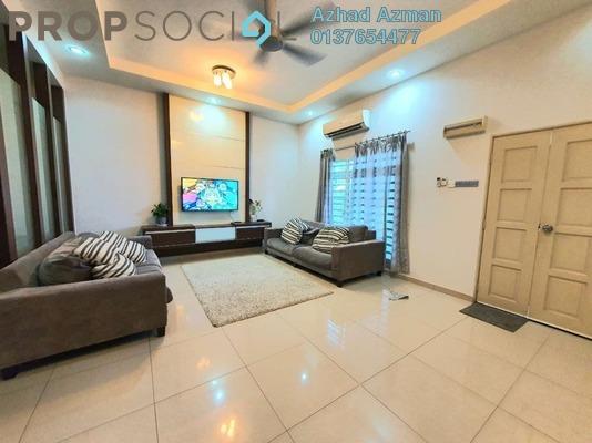Terrace For Sale in TCS Arcadia, Bandar Saujana Putra Leasehold Unfurnished 4R/3B 590k