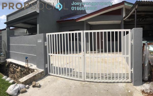 Terrace For Sale in BK1, Bandar Kinrara Freehold Semi Furnished 2R/1B 420k