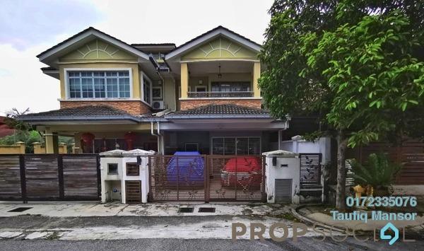 Terrace For Sale in Laman Oakleaf, Bukit Antarabangsa Freehold Unfurnished 5R/4B 790k