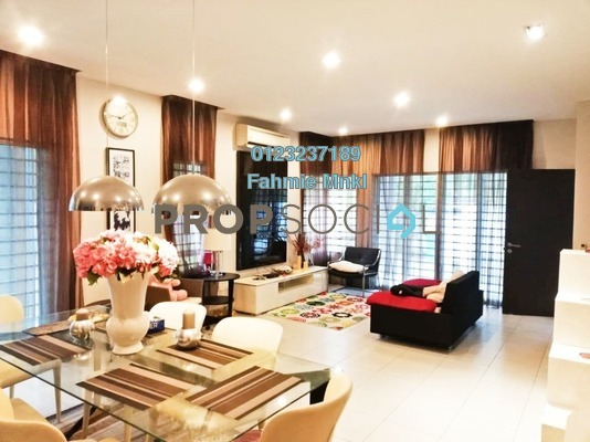 Terrace For Sale in Laman Orkid, Nilai Freehold fully_furnished 4R/3B 849k