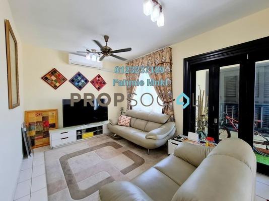 Condominium For Sale in Armanee Condominium, Damansara Damai Leasehold semi_furnished 4R/3B 658k