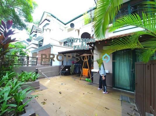 Townhouse For Sale in Ampang 971, Ampang Hilir Freehold Semi Furnished 4R/3B 1.6m