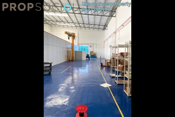 Factory For Rent in Setia Business Park, Johor Bahru Freehold Semi Furnished 0R/0B 8k