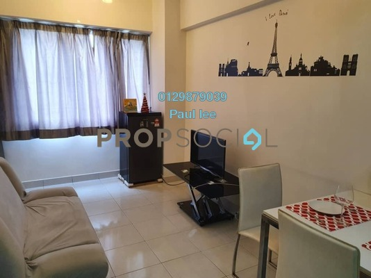 Condominium For Sale in Main Place Residence, UEP Subang Jaya Freehold Fully Furnished 1R/1B 295k