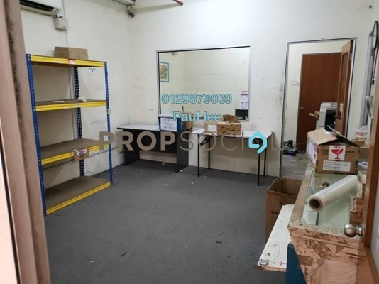 Shop For Sale in IOI Business Park, Bandar Puchong Jaya Freehold Semi Furnished 2R/6B 620k