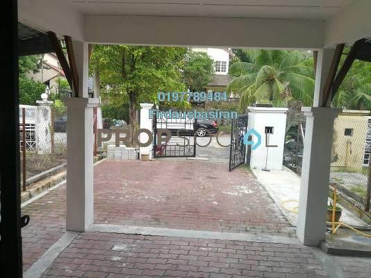 Terrace For Sale in Section 8, Kota Damansara Freehold Unfurnished 4R/3B 515k