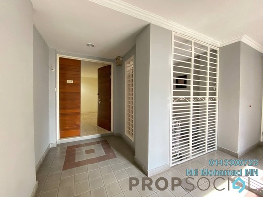 Condominium For Sale in Impiana On The Waterfront, Ampang Freehold Semi Furnished 5R/4B 730k