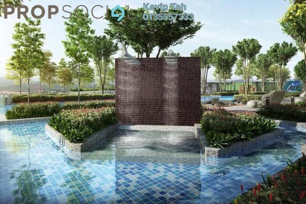 Condominium For Sale in Solaris Parq, Dutamas Freehold Semi Furnished 2R/2B 1.38m