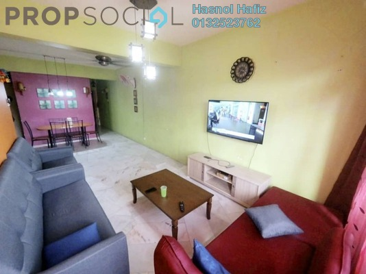 Apartment For Sale in Desa Impiana, Puchong Freehold Unfurnished 3R/2B 220k