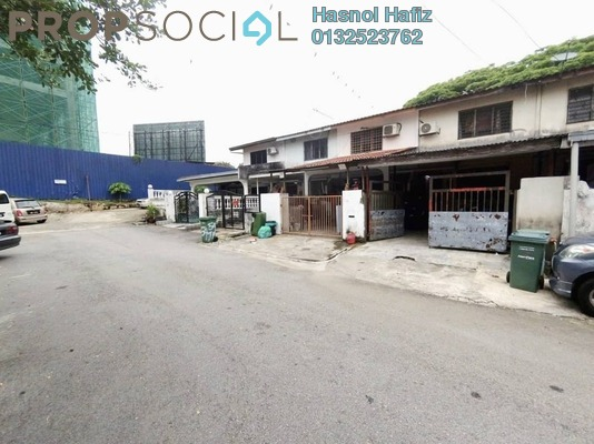 Terrace For Sale in Bandar Baru Sri Petaling, Sri Petaling Freehold Unfurnished 2R/1B 390k