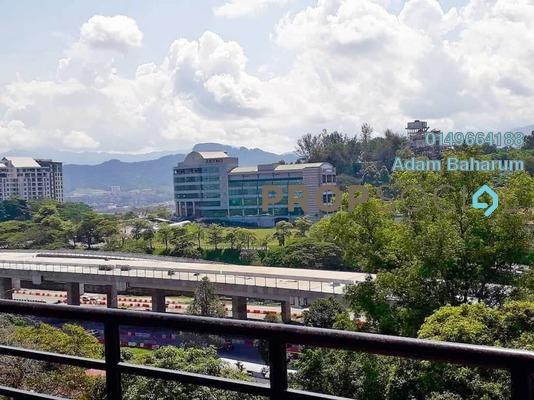 Condominium For Rent in Sri Jelatek, Wangsa Maju Freehold Semi Furnished 3R/2B 1.5k