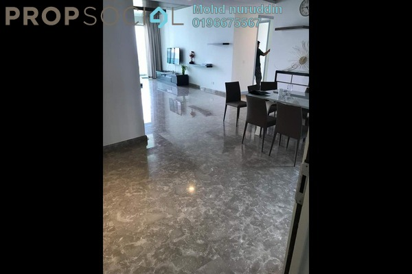 Condominium For Sale in Kiaramas Danai, Mont Kiara Freehold Fully Furnished 4R/5B 1.85m