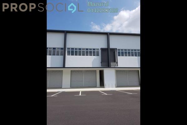 Shop For Rent in Indahpura Industrial Park, Bandar Indahpura Freehold Unfurnished 1R/1B 4.5k