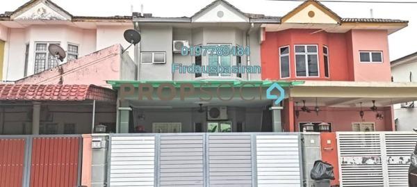 Terrace For Sale in Arte +, Jalan Ampang Freehold Unfurnished 4R/3B 670k