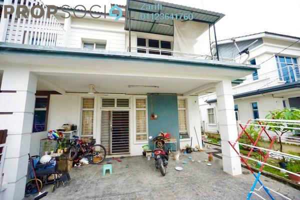 Semi-Detached For Sale in Ivory Residence, Bandar Saujana Putra Leasehold Semi Furnished 4R/3B 570k