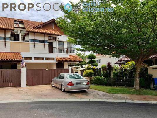 Semi-Detached For Sale in Tinta, Alam Impian Freehold Unfurnished 4R/5B 1.35m