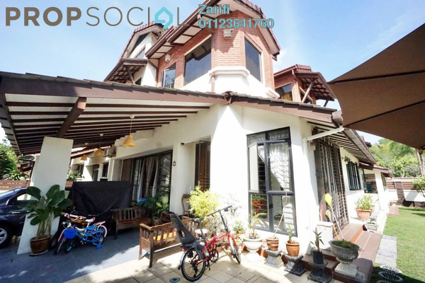 Terrace For Sale in Birai, Bukit Jelutong Freehold Semi Furnished 5R/6B 1.8m