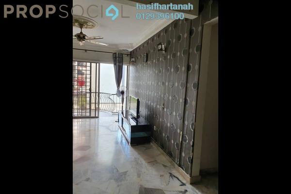 Condominium For Sale in Desa 288, Ampang Freehold Semi Furnished 3R/2B 389k