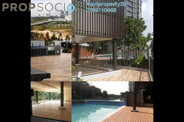 Serviced Residence For Sale in The Clio 2 Residences, IOI Resort City Freehold semi_furnished 3R/2B 550k