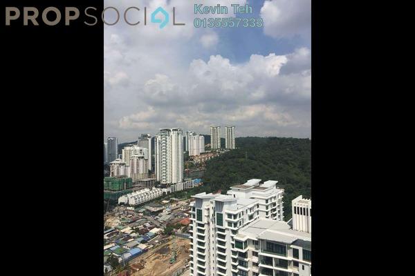 Condominium For Sale in 28 Mont Kiara, Mont Kiara Freehold Semi Furnished 3R/5B 2.1m