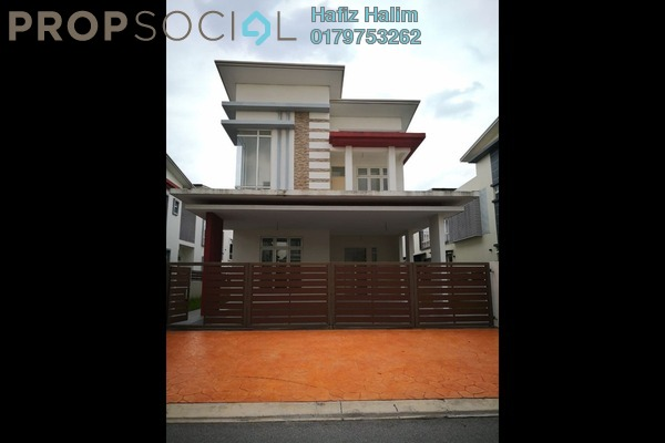 Bungalow For Sale in CasaIdaman, Setia Alam Freehold Unfurnished 6R/6B 1.59m