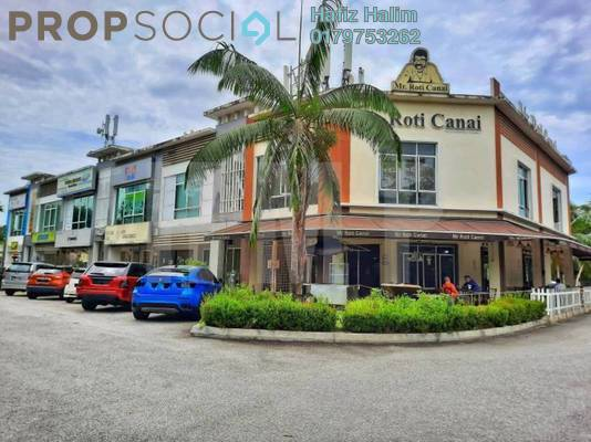 Shop For Sale in Putra Heights, Subang Jaya Freehold unfurnished 0R/0B 1.5m