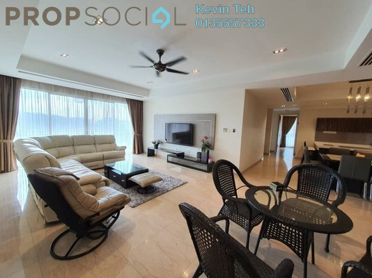 Condominium For Rent in 28 Mont Kiara, Mont Kiara Freehold Fully Furnished 3R/4B 7k