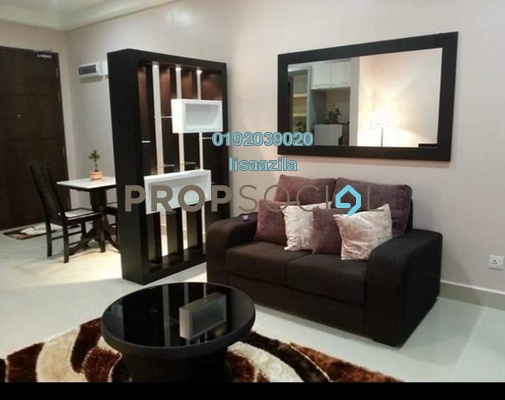 Condominium For Rent in Shaftsbury Square, Cyberjaya Freehold Fully Furnished 1R/1B 1.4k