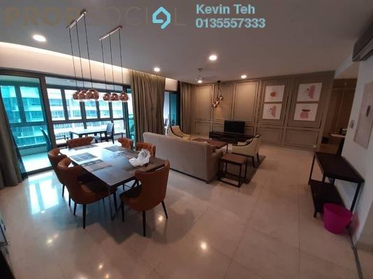 Condominium For Rent in Seni, Mont Kiara Freehold Fully Furnished 4R/6B 10.5k