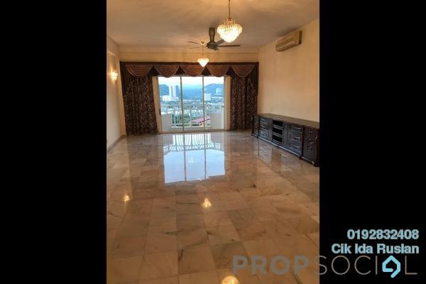 Condominium For Sale in Lojing Heights 1, Wangsa Maju Freehold Semi Furnished 3R/2B 570k