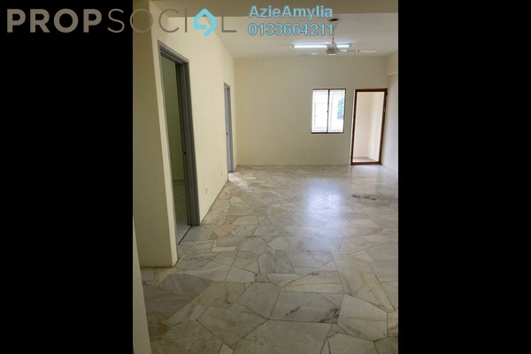 Condominium For Sale in Menara Putra, Putra Freehold semi_furnished 3R/2B 295k
