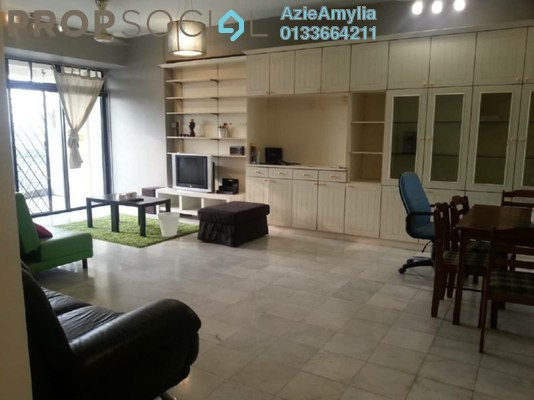 Condominium For Sale in Villa Putera, Putra Freehold fully_furnished 3R/2B 460k