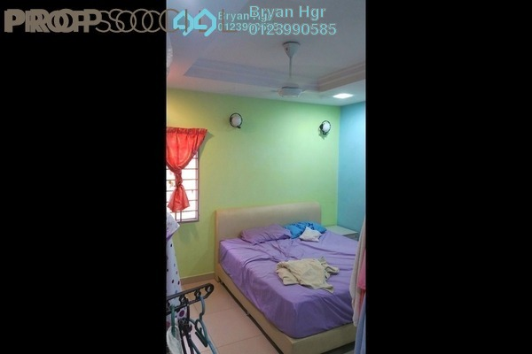Condominium For Rent in Melur Apartment, Sentul Leasehold Fully Furnished 3R/2B 1.8k
