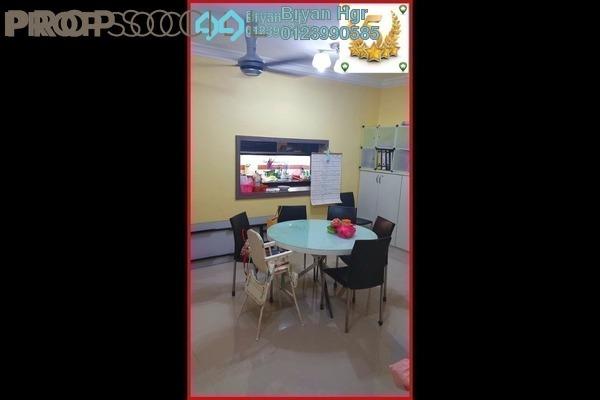 Condominium For Sale in Melur Apartment, Sentul Leasehold Semi Furnished 3R/2B 399k