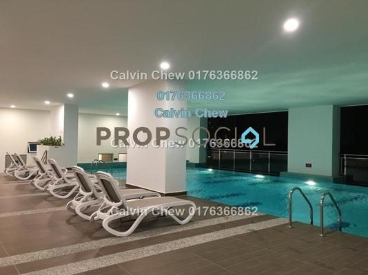 Serviced Residence For Sale in Sky Habitat @ Meldrum Hills, Johor Bahru Freehold Unfurnished 3R/2B 442k